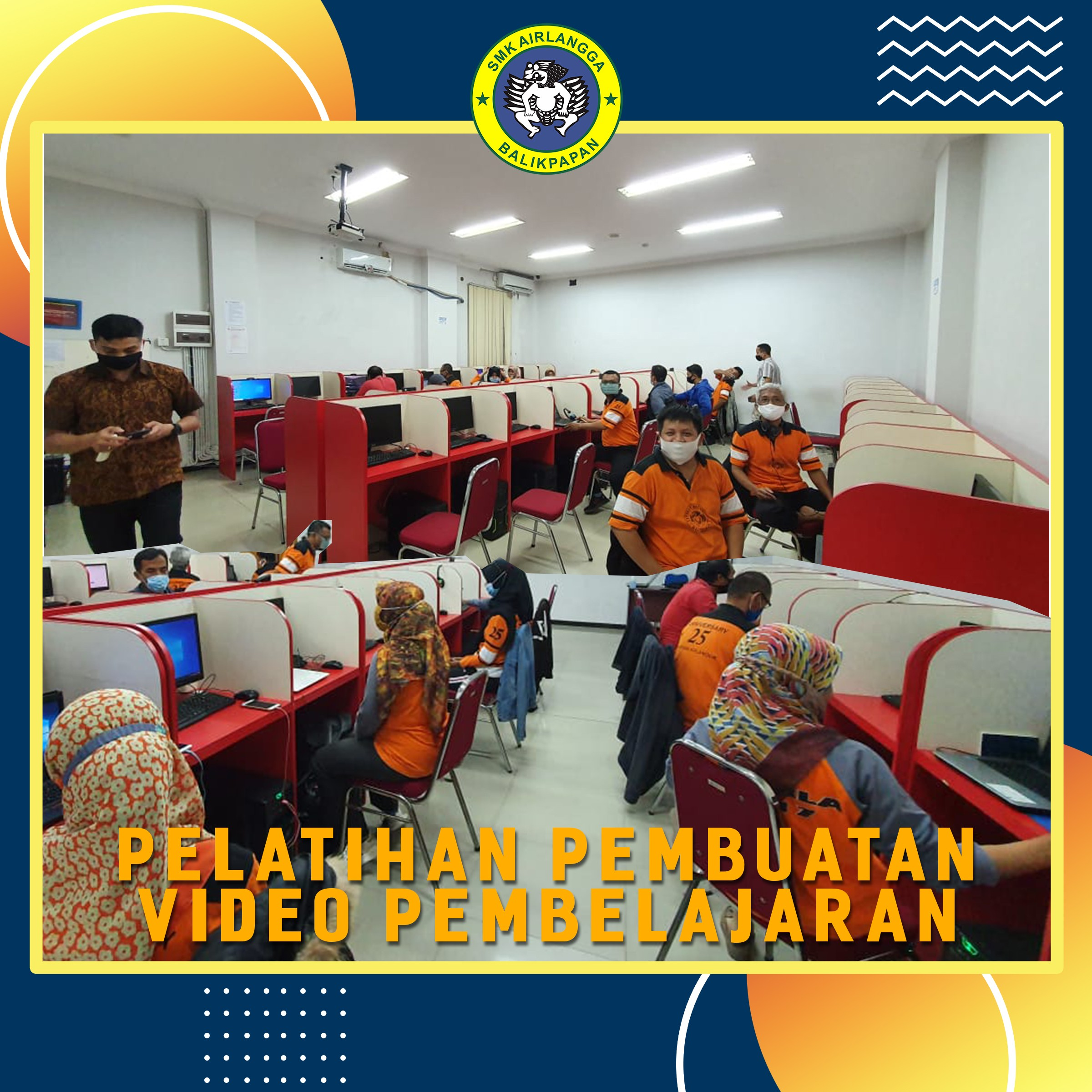 Pelatihan Video Pembelajran di Universitas Mulia